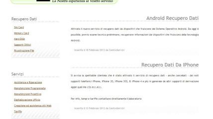recupero-sms